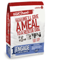 New Company Unveils Charitable Dog Food
